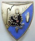 Insigne Armée de l'Air EM 4° REGION AERIENNE thème CORSE émail AUGIS A 783 N° 4