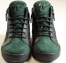 Giuseppe Zanotti  Sottobosco Green Sneaker 42EU