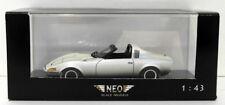 NEO 1/43 Scale Resin Model NEO43082 - Opel GT Aero - White