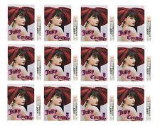 12 X Juicy Couture Women Sample Vials 0.05 OZ 1.5 ML Eau De Parfum Spray New