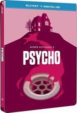 Psycho Collectors Steelbook (Blu-ray + Digital Hd) *Read Description*