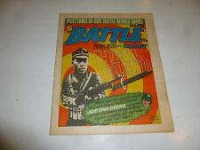 BATTLE PICTURE WEEKLY & VALIANT Comic - Date 09/07/1977 - UK Comic (No Game)