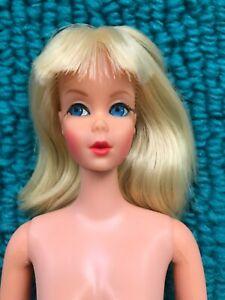 Vintage Barbie MOD PRETTY DRAMATIC NEW LIVING BARBIE (HIGH COLOR) 1969
