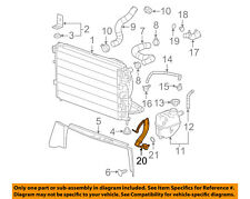 GM OEM Radiator-Cooler Line 15781494