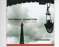CD HEXAGON ENSEMBLEthe french connectionEX+  (B2050)