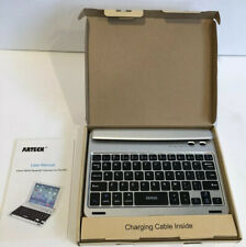ARTECK BLUETOOTH KEYBOARD FOR IPAD MINI 4 HB045-4 CHARGING CABLE INSIDE APPLE