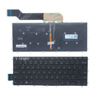 FOR Dell Inspiron 14 7460 7466 Latitude 13 2 IN 3379 3490 US Backlit Keyboard