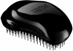 Tangle Teezer Original, Black Solid Donna Spazzola Nera Antinodi Profesionale