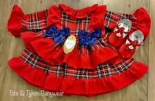 Checked Baby & Toddler Party/Cocktail Dresses