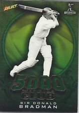 Donald Bradman Cricket Trading Cards