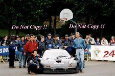 Dalmas & sekiiya & Lehto McLaren F1 GTR Ganadores Le Mans 1995 fotografía 10