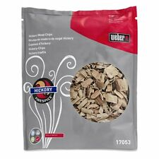Weber 17053 Hickory Wood Chips, 3-Pound