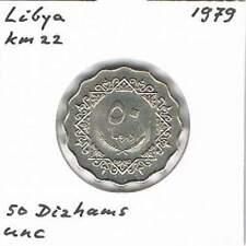 Libya 50 dirhams 1979 UNC - KM22 (mc141)