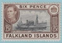 Falkland Islands 89 Mint Hinged OG * - No faults Extra Fine!