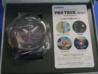 CASIO  Smart Outdoor Watch PRO TREK WSD-F20-BK GPS  From Japan