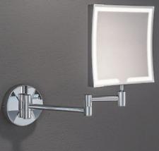 Square LED Vanity Bathroom Mirror