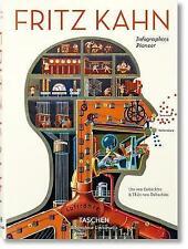 Fritz Kahn: Infographics Pioneer by Thilo Von Debschitz, Uta Von Debschitz, NEW