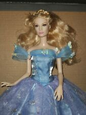 Barbie Cinderella Lily James Disney Collector Doll Royal Ball Puppe Mattel