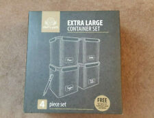 New listing Chef's Path Airtight Extra Large Food Storage Container 4 Piece Set