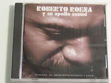 Robero Roena Y Su Apollo Sound Mi Musica & El Pueblo Pide Que Toque, 2 CD's