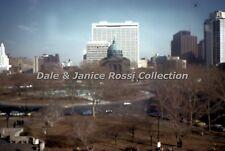 M122 35mm Slide 1981 Streets of Philadelphia Kodachrome Transparency