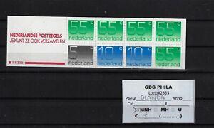 Lotto # 2335 Olanda Selezione francobolli MNH in serie complete