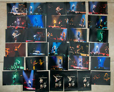 "AC/DC -  TORONTO 28/7/1980 LIVE ORIGINAL  6"" x 4""CONCERT PHOTOS ( 33 in set )"
