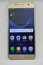 Samsung Galaxy S7 SM-G930A 32GB Gold UNLOCKED AT&T METRO PCS T-MOBILE SIMPLE