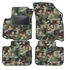 Armee-Tarnungs Autoteppich Autofußmatten Auto-Matten für Suzuki SX4 2005-2011