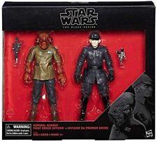 Star Wars Black Series Admiral Ackbar First Order Officer 6 Inch Figure TRU