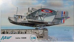 *** 1/48 Azur Loire 130M Wasserflugzeug Inhalt OVP Selten angeboten ***