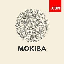 MOKIBA.COM - 6 Letter Domain - Short Domain Name - Catchy Name .COM Dynadot