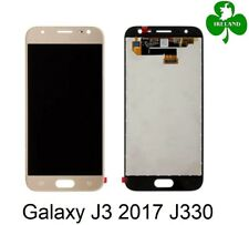 For Samsung Galaxy J3 2017 J330 LCD Display Touch Screen Digitizer New Gold