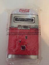 Coca-Cola Refresh Yourself Vending Machine Tin Drink Coca-Cola New