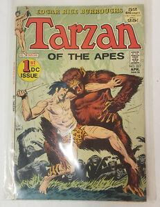 TARZAN of the APES #207, Apr 1972 30678, Edgar Rice Burroughs,  Joe Kubert Great