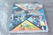 Guide Stratégique officiel NEUF Pokémon vol. 1 ♦ Nintendo DS Noire & Blanche 2