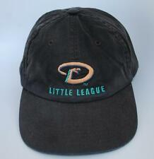 """ARIZONA LITTLE LEAGUE"" Diamondbacks Logo ""CAN KICKER'S CLUB"" KIDS Baseball Cap"