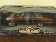 1:18 die Cast American muscle 1964 Chevrolet Impala SS