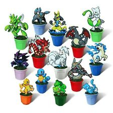 Pokemon Figures, Pokemon Figurine, Shiny Pokemon, Shiny Mewtwo, Shiny Charizard