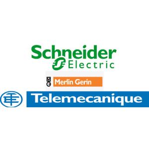 Schneider 03031 Placa De Fondo NS250 H Fijo / Rot