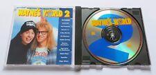 Music From The Motion Picture Wayne`s World 2 - CD Joan Jett Aerosmith Superfly