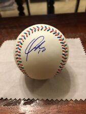 Yonder Alonso Signed 2017 All Star Baseball PSA DNA Coa Chicago White Sox