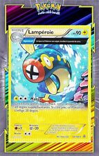Lampéroie - XY5:Primo Choc - 64/160 - Carte Pokemon Neuve Française