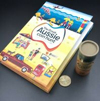 """All 26 $1 Coins including """"A"""" Privy Mark Envelope AusPost Great Aussie Coin Hunt"""