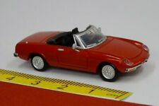 Brekina: Alfa Romeo Spider Fastback, rosso corso, rot - 29600