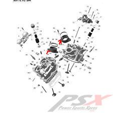 Can-AM Spyder Intake Flange P/N 420267151