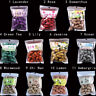 45pcs Natural Smoke Tower Cones Bullet Back-flow Incense Hollow Cone lavender A*