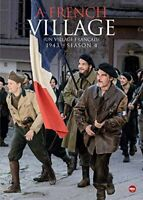 A French Village: 1943: Season 4 (Fourth Season) (4 Disc) DVD NEW