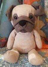 Jellycat PABLO pug dog soft toy BNWT