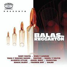 Various Artists : Balas Del Reggaeton CD